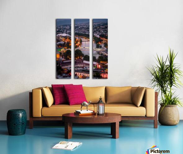 AZY_5361 Split Canvas print