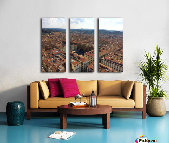 Firenze Split Canvas print
