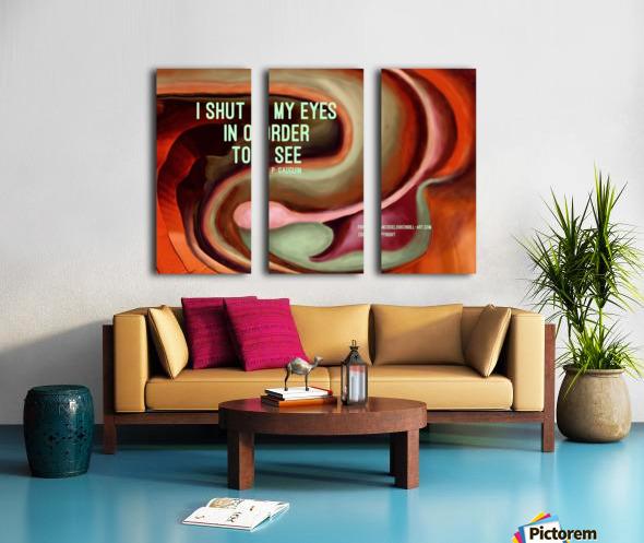 A0FAD9D2 5477 4456 897D 2AC135125653 Split Canvas print