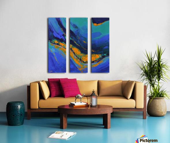 The Grand Canyon_7 18x18 Split Canvas print