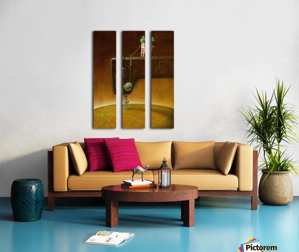PawelKuczynski64 Split Canvas print
