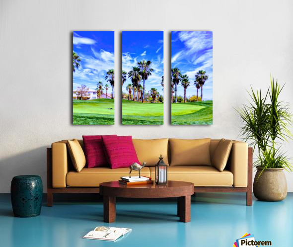 Nevada Sky  Split Canvas print