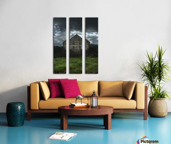 The Barn Split Canvas print