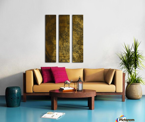 gold texture freekjhkg Split Canvas print