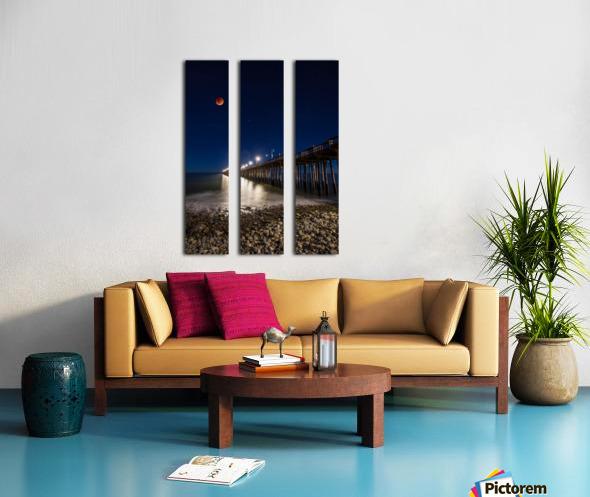 025A2315a Split Canvas print