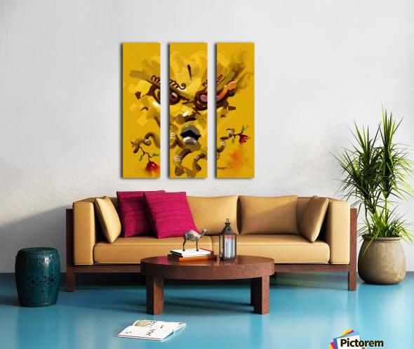 CALL_1574263173.8484 Split Canvas print