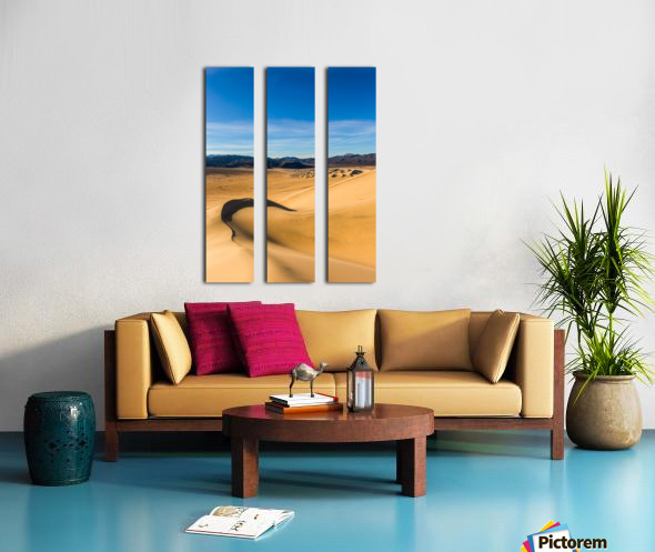 Timeless Split Canvas print