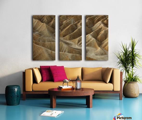 Essence of Time Split Canvas print