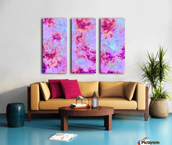 Summer Storm Clouds 10  Split Canvas print