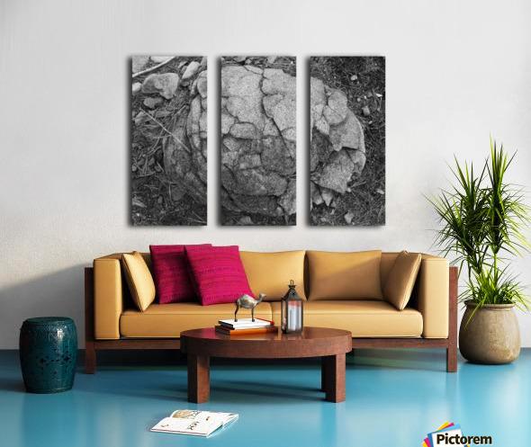 minor world falling apart Split Canvas print