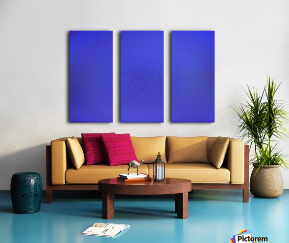 domicile im thinking of holds the truth of long ago Split Canvas print