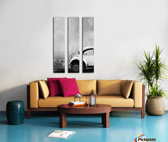 VW Split Canvas print