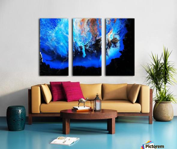 In heaven Split Canvas print