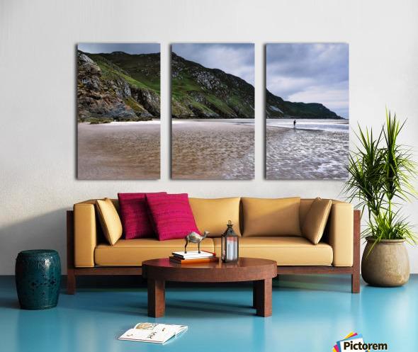 Maghera Beach - Ireland Split Canvas print