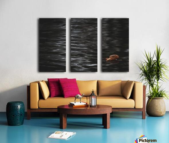 Aqueous Autumn  Split Canvas print