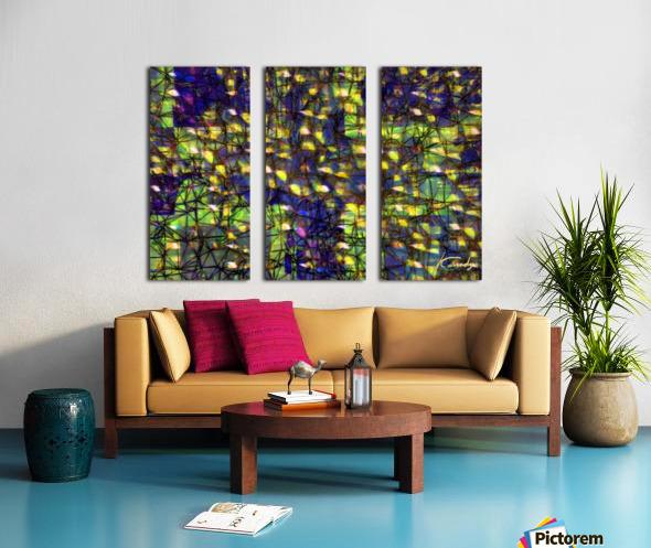 2364B1AB 5600 4390 8EA4 D60D4551AA77 Split Canvas print