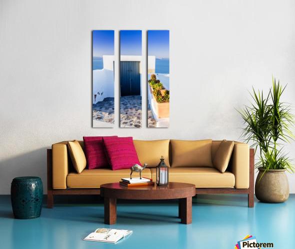 _TEL4997 Split Canvas print