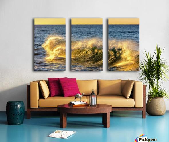 Chosen One Split Canvas print