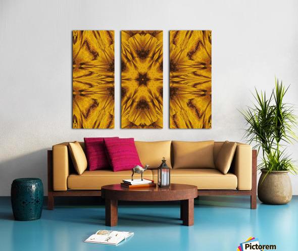 Spiritual Sunshine  42 Split Canvas print