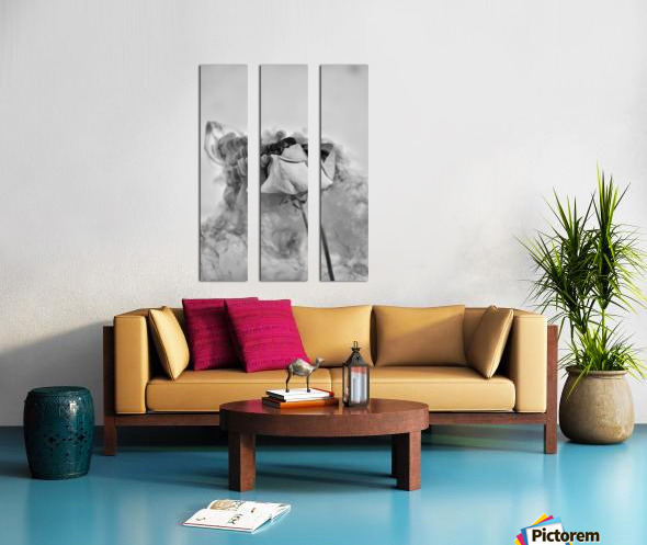 Nostalgie Split Canvas print