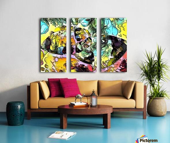 2583AA34 1343 425B 9F89 538ADDF420C4 Split Canvas print