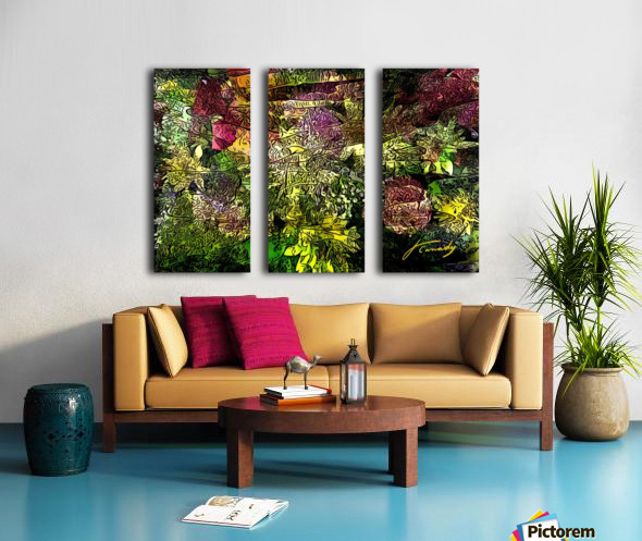 E9ABD0D3 6EC1 4BC4 902E 5958AC8BF7F3 Split Canvas print