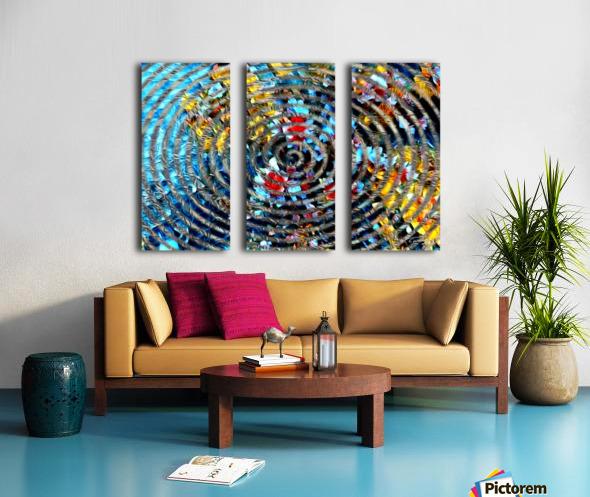 2916E5F3 BF2F 45AC 979C 4C8ABEE48B5C Split Canvas print