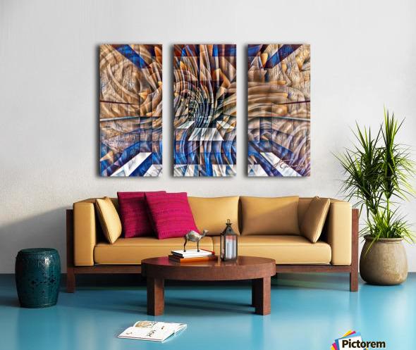 98F265A9 B005 4500 B2C6 EFA882C78866 Split Canvas print