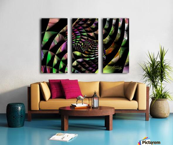CC81B5DA BEA3 4A05 B203 BD331E8CB7CA Split Canvas print