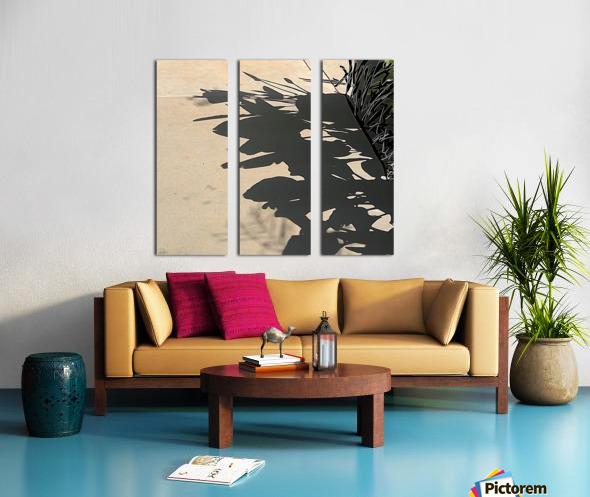 Kage Hikari Split Canvas print