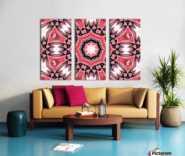 Abstract Art IV  Split Canvas print