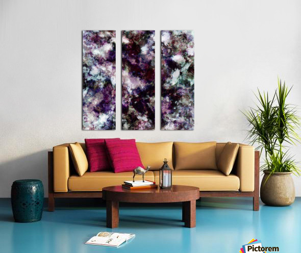 Lost in thought Split Canvas print