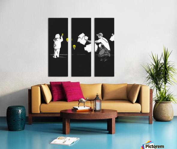 Your Dreams Split Canvas print