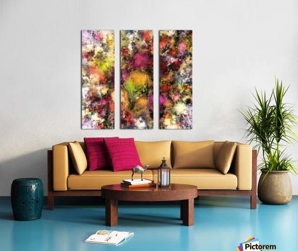 A single source Split Canvas print