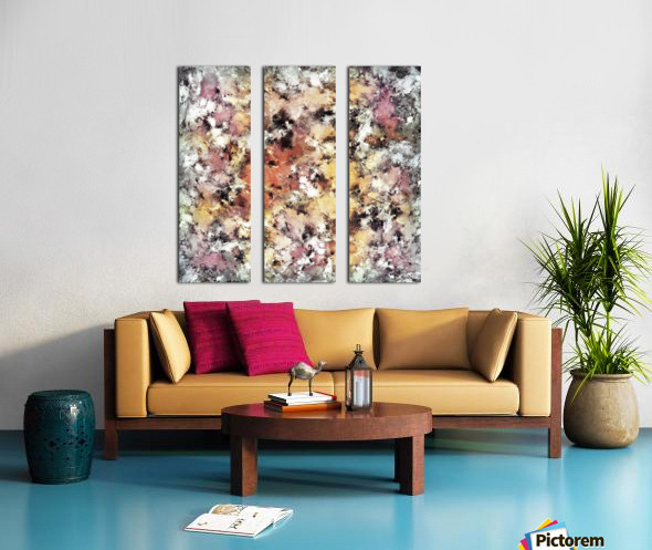 The resting moments Split Canvas print