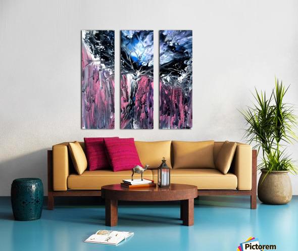 A fairy tree Split Canvas print