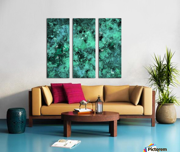 Decompose Split Canvas print