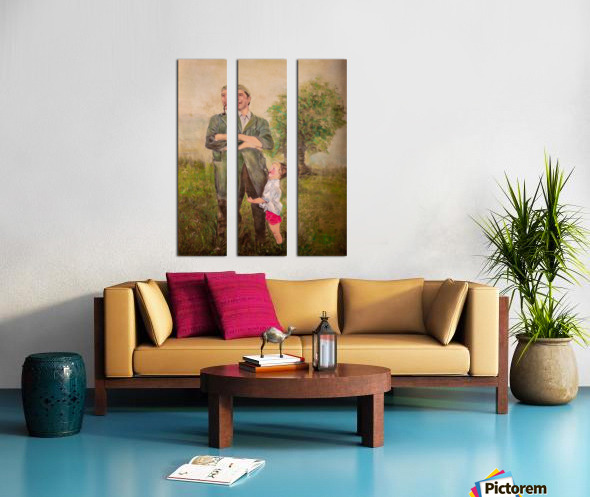 E22FA4B0 EC9D 43B0 85AD 98AC087DA901 Split Canvas print
