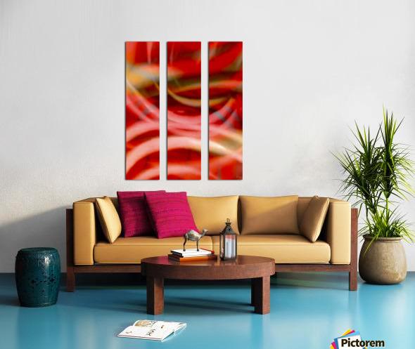 Rhythms of Samba Split Canvas print