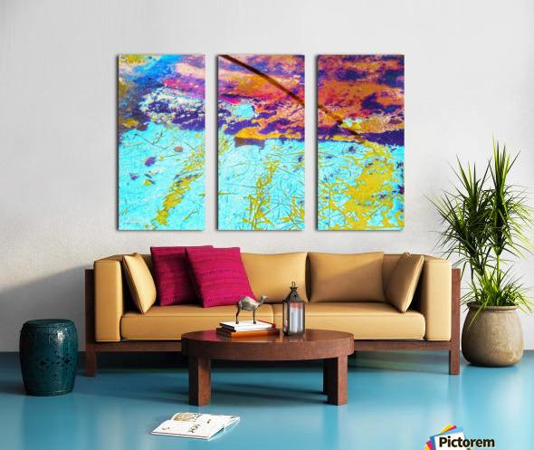 Boat LXXIX Split Canvas print