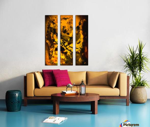 FB472594 83C6 4968 A987 449D6474B15E Split Canvas print