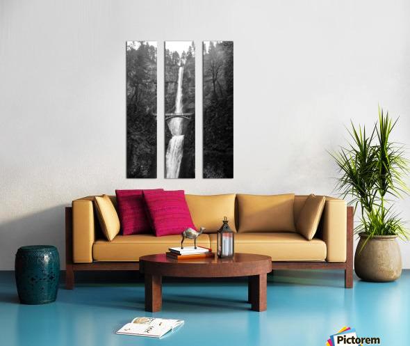 Multnomah Split Canvas print