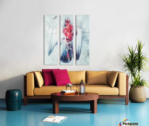 expoemoriumqc 5 Split Canvas print