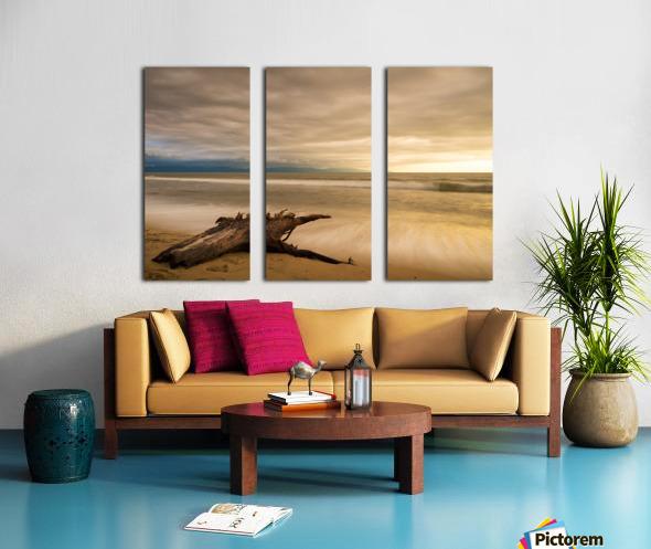 Limitless Split Canvas print
