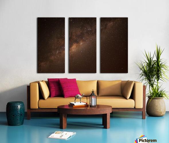 AdriaanPrinsloo 9928 Split Canvas print