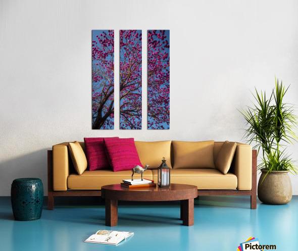 Joy of Life - 01 Split Canvas print