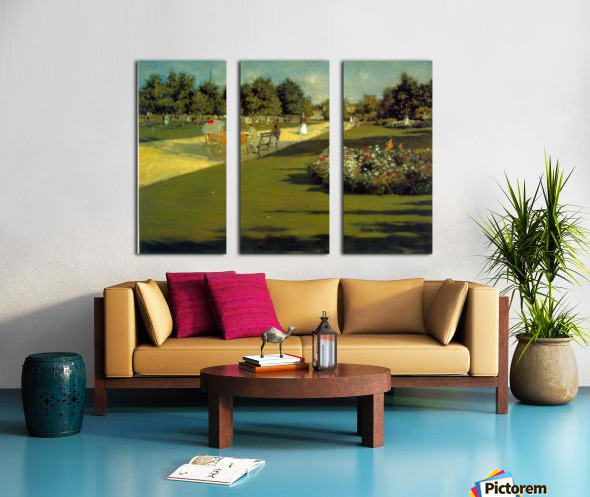 Prospect Park by Chase Split Canvas print