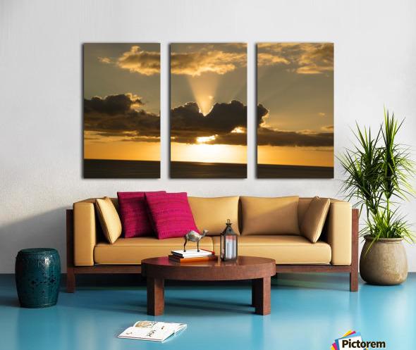 Hope Split Canvas print