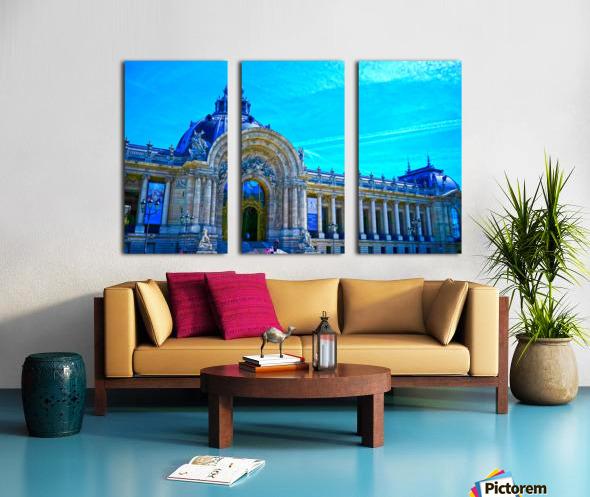 Immortal Paris 2 of 7 Split Canvas print