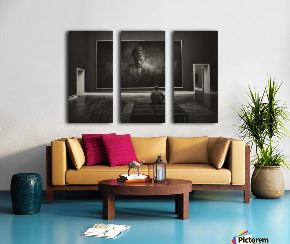 Farina Tipo 00 Split Canvas print